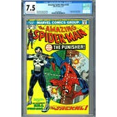 Amazing Spider-Man #129 CGC 7.5 (OW-W) *2054346002*