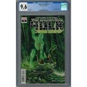 Immortal Hulk #2 CGC 9.6 (W) *2054375006*
