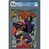 New Mutants #14 CGC 9.6 (W) *2054375012*