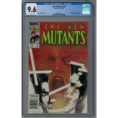 New Mutants #26 CGC 9.6 (W) *2054375013*