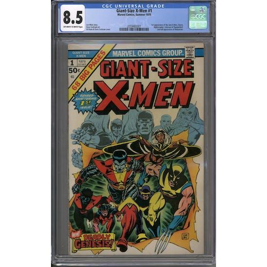 Giant-Size X-Men #1 CGC 8.5 (OW-W) *2059482001*