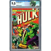 Incredible Hulk #181 CGC 9.0 (W) *2060912001*