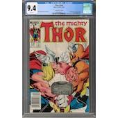 Thor #338 CGC 9.4 (W) Canadian Price Variant *2062589001*