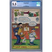 Fat and Slat #2 CGC 5.5 (OW-W) *2062590011*