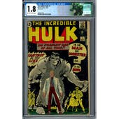 Incredible Hulk #1 CGC 1.8 (OW-W) *2063017001*