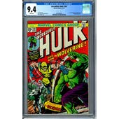 Incredible Hulk #181 CGC 9.4 (W) *2065002001*