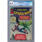 Amazing Spider-Man #7 CGC 3.5 (OW) *2065236001*