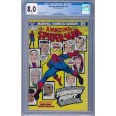 Amazing Spider-Man #121 CGC 8.0 (W) *2065236004*