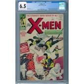 X-Men #1 CGC 6.5 (OW-W) *2067741001*