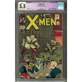 X-Men #11 CGC 5.5 (OW-W) Restored *2068098017*