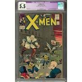 X-Men #11 CGC 5.5 (OW-W) Restored *2068098017*