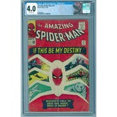 Amazing Spider-Man #31 CGC 4.0 (OW) *2068099001*