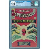 Amazing Spider-Man #31 CGC 4.0 (OW-W)  *2068099002*