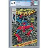 Amazing Spider-Man #100 CGC 6.0 (W) *2068099003*