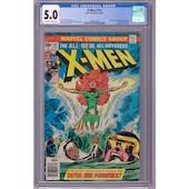 X-Men #101 CGC 5.0 (OW-W) *2068100002*