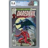 Daredevil #158 CGC 9.4 (W) *2068101001*