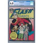 Flash Comics #46 CGC 6.0 (W) *2068102001*
