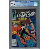 Amazing Spider-Man #252 CGC 9.6 (W) *2068108006*