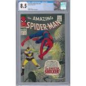 Amazing Spider-Man #46 CGC 8.5 (OW-W) *2068131001*