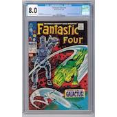 Fantastic Four #74 CGC 8.0 (OW-W) *2068132009*