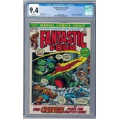 Fantastic Four #126 CGC 9.4 (W) *2068155007*