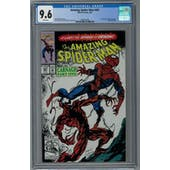 Amazing Spider-Man #361 CGC 9.6 (W) *2068156006*