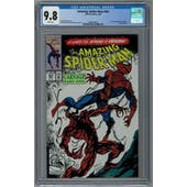 Amazing Spider-Man #361 CGC 9.8 (W) *2068156007*
