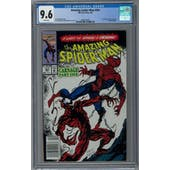 Amazing Spider-Man #361 CGC 9.6 (W) *2068156009*
