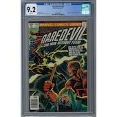 Daredevil #168 CGC 9.2 (W) *2068156015*