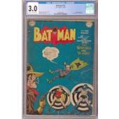 Batman #51 CGC 3.0 (C-OW) *2068165001*
