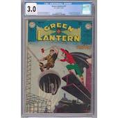 Green Lantern #37 CGC 3.0 (C-OW) *2068165003*