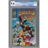 Marvel Super-Heroes #v2 #8 CGC 9.6 (W) *2068166002*