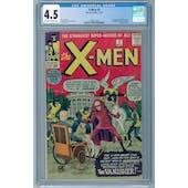 X-Men #2 CGC 4.5 (OW-W) *2068172001*