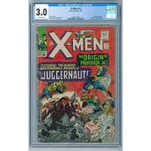 X-Men #12 CGC 3.0 (OW) *2068173002*