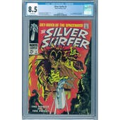 Silver Surfer #3 CGC 8.5 (OW) *2068180001*