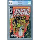 Silver Surfer #3 CGC 8.5 (OW-W) *2068180002*