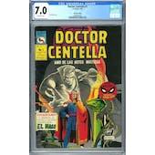 Doctor Centella #1 CGC 7.0 (OW) *2068597005*