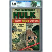 Incredible Hulk #4 CGC 6.0 (C-OW) *2070241002*
