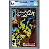 Amazing Spider-Man #265 CGC 9.6 (W) *2072390002*