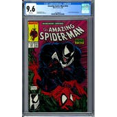 Amazing Spider-Man #316 CGC 9.6 (W) *2072390003*