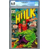 Incredible Hulk #141 CGC 6.0 (OW-W) *2072391003*