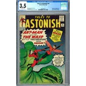 Tales to Astonish #44 CGC 3.5 (OW) *2072391014*