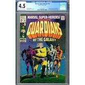 Marvel Super-Heroes #18 CGC 4.5 (OW-W) *2072391023*