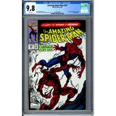 Amazing Spider-Man #361 CGC 9.8 (W) *2072393009*