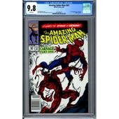 Amazing Spider-Man #361 CGC 9.8 (W) *2072393011*
