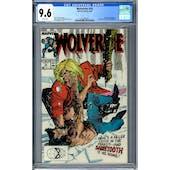 Wolverine #10 CGC 9.6 (W) *2072395011*