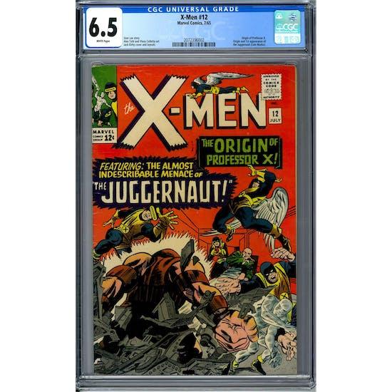 X-Men #12 CGC 6.5 (W) *2072396002*
