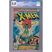 X-Men #101 CGC 5.0 (OW-W) *2072623004*