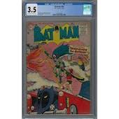 Batman #96 CGC 3.5 (OW-W) *2072624003*