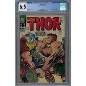Thor #126 CGC 6.5 (OW-W) *2072624014*